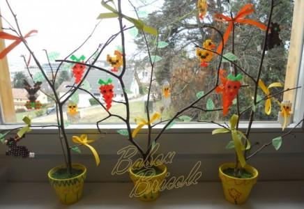 Cliquez sur les photos pour agrandir for Decoration de fenetre pour le printemps